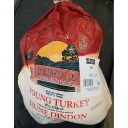 Fresh Turkey - Uncooked