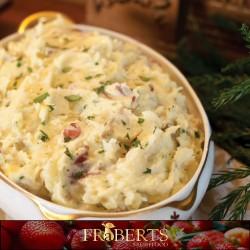 Mashed Potatoes - Garlic