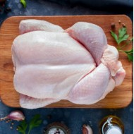 Fresh Turkey - Uncooked