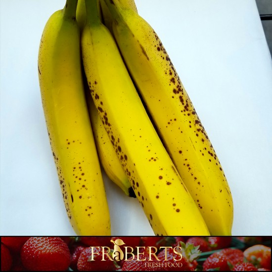 Bananas - bunch (price/lb, bunches vary in weight)