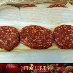Fraberts Fabulous Burgers (24 Pack)