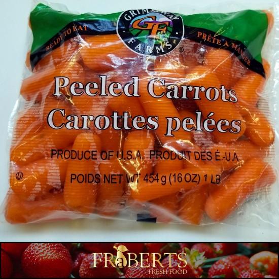 Carrots (Mini)