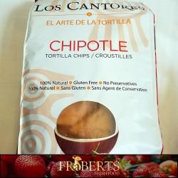 Tortilla Chips - Chipotle Los Cantores