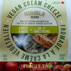 Humble Seedz Vegan Cream Cheeze - Garlic & Herb