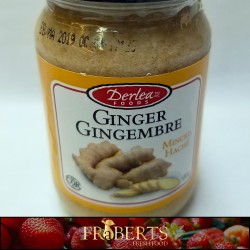 Ginger - Minced