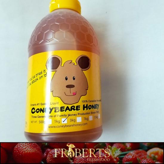 ConeyBeare Honey