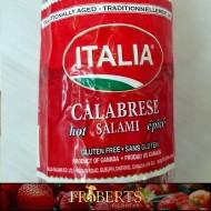 Calabrese Hot Salami