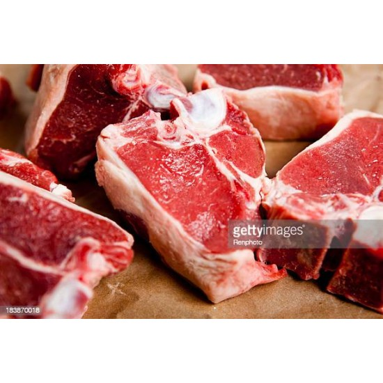 Lamb Chops - Pack of 4 - uncooked