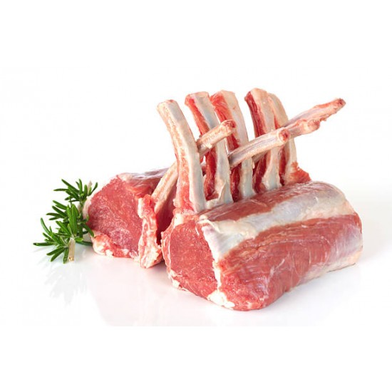 Lamb Rack - Frenched - uncooked