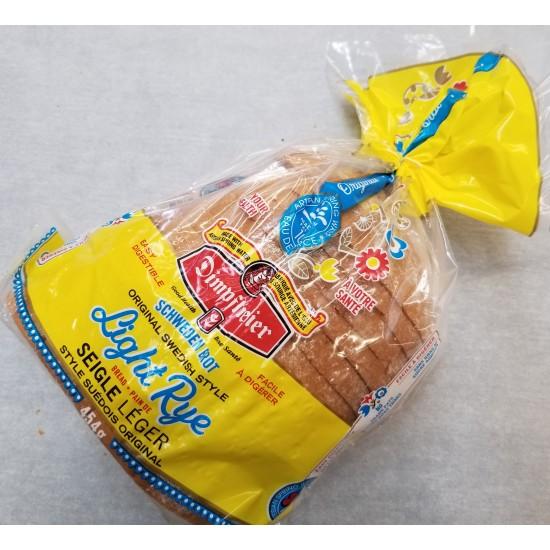Bread - Light Rye Dimpflmeier