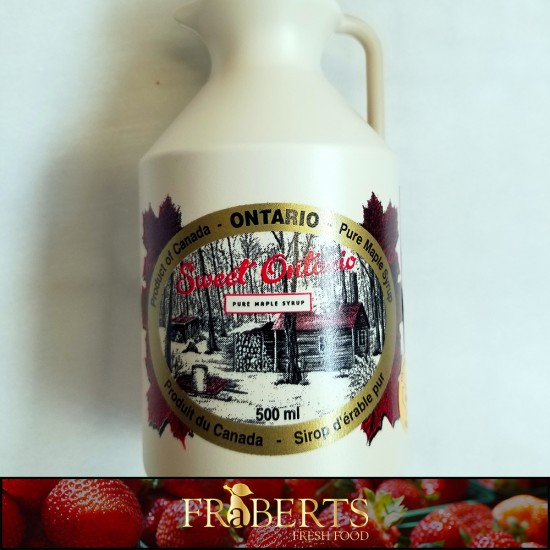 Cassie Maple Products - Pure Maple Syrup