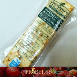 Thornloe Mild Cheddar with Sundried Tomato and Basil (1lb)
