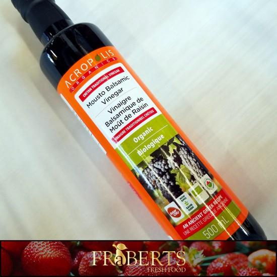Mousto Balsamic Vinegar (Organic)
