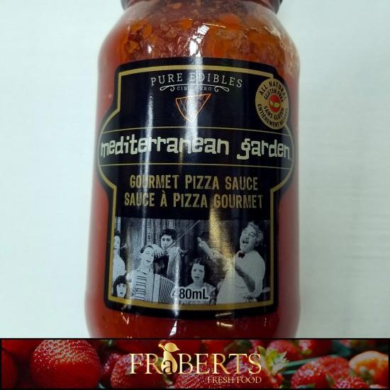 Mediterranean Garden Pasta Sauce - Gourmet Pizza Sauce