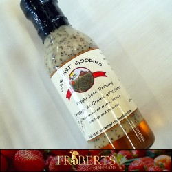 Harvest Goodies Salad Dressings - Poppy Seed Dressing