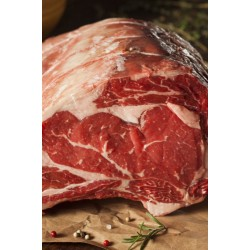 Prime Rib Roast - Bone In or Boneless - uncooked