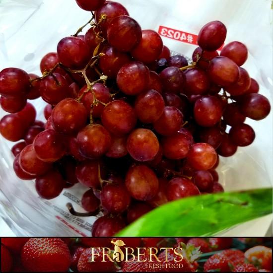 Grapes - Red (1lb)