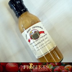 Harvest Goodies Salad Dressings - Roasted Garlic Vinaigrette