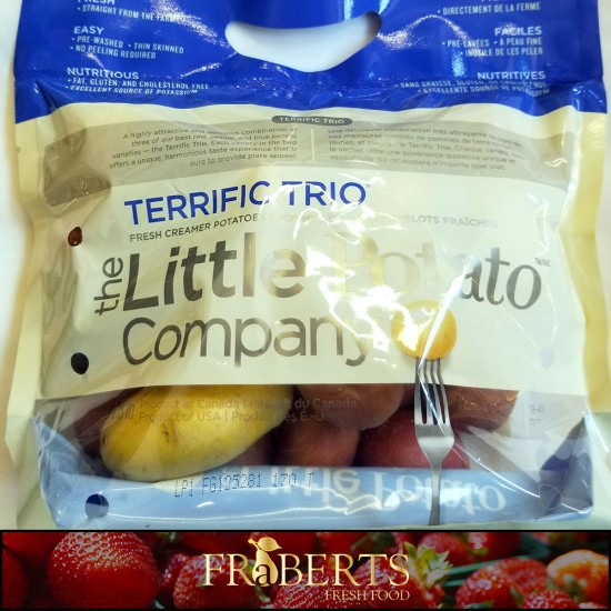 Potatoes - Terrific Trio (1.5lb Bag)