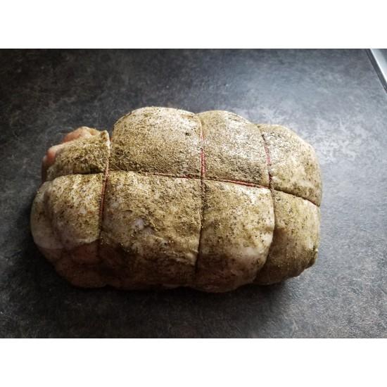 Turkey Roll - uncooked