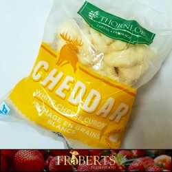Thornloe Cheese Curds - White