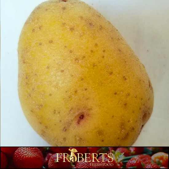 Potatoes - Yukon (1lb)